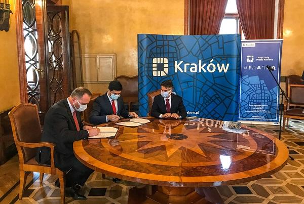 Krakowski-tramwaj-podpisanie-umowy