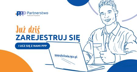 Zapraszamy na szkolenie e-learning na którym dowiesz sie jak wybrać partnera prywatnego!
